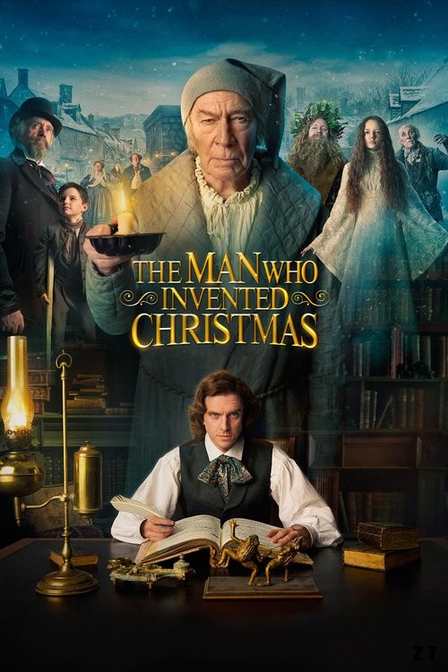 The Man Who Invented Christmas FRENCH BluRay 1080p 2018