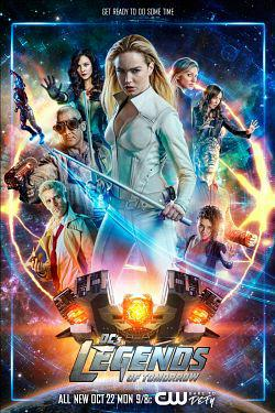 DC's Legends of Tomorrow S04E15 VOSTFR HDTV