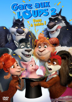 Gare aux loups 2: Tous à table! FRENCH BluRay 1080p 2019