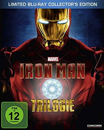 Iron Man (Trilogie) TRUEFRENCH HDlight 1080p 2008-2013