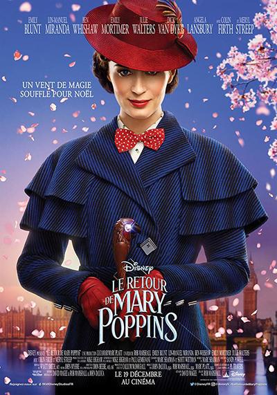 Le Retour de Mary Poppins VOSTFR DVDRIP 2019