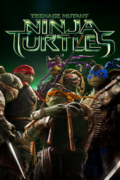 Ninja Turtles (Integrale) FRENCH HDlight 1080p 1990-2016