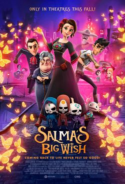 Salma's Big Wish FRENCH WEBRIP 1080p 2019