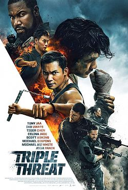 Triple Threat TRUEFRENCH WEBRIP 720p 2019